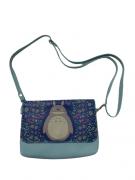 Bolsa com Alça Totoro Azul 2 Sintético - KL