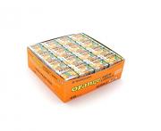 Chiclete Marukawa Sabor Laranja - Bubble Gum Orange 32 unidades