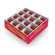 Chiclete Marukawa Sabor Morango - Bubble Gum Strawberry 32 unidades
