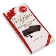 Chocolate Belgian em Barra Dark com 70% Cacau 100g