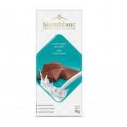 Chocolate Montblanc ao Leite com 36% Cacau 80g