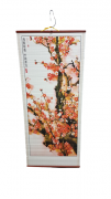 Flâmula Decorativa P/ Parede 80cm x 32cm Modelo A118 KL