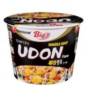 Cup Noodle Coreano NongShim Big Bowl Sabor Tempurá Udon 111g