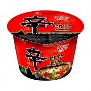 Cup Noodle Coreano NongShim Big Bowl Shin Sabor Picante 114g