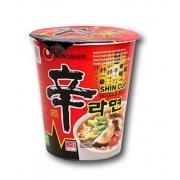 Cup Noodle Coreano NongShim Big Bowl Shin Sabor Picante 62g