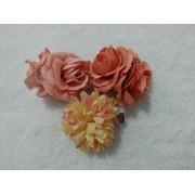 Florzinhas Para Arranjo Em Cabelo - 3 Flores