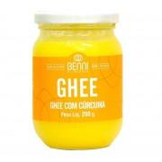 Manteiga Benni Ghee com Cúrcuma 200g