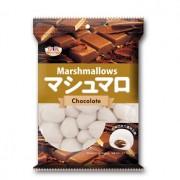 Marshmallow Japonês Sabor Chocolate 100g