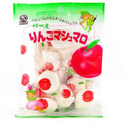 Marshmallow Japonês Sabor Maçã 90g