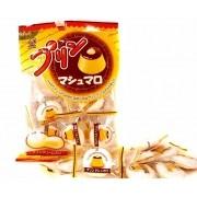 Marshmallow Japonês Sabor Pudim 90g