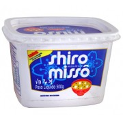Massa de Soja Missô Sakura Branco 500 g