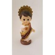 Sagrado Coração De Jesus 13cm Resina