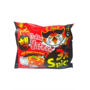 SAMYANG HOT CHICKEN RAMEN 3X SPICY 140g