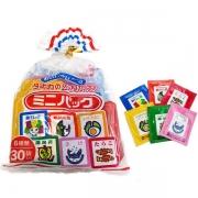 Tempero Furikake Mini Pack com 30 unidades - Tanaka
