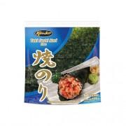 Yaki Sushi Nori Blue 135g - 50 Folhas