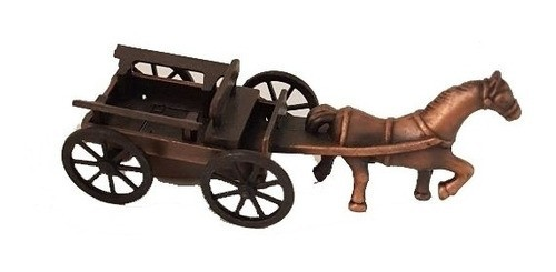 Apontador De Metal - Modelo Carroça