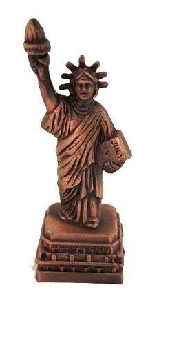 Apontador De Metal - Modelo Estátua Da Liberdade