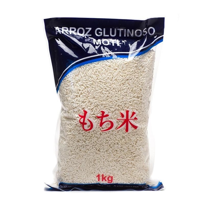 Arroz Moti - Motigome - 1kg