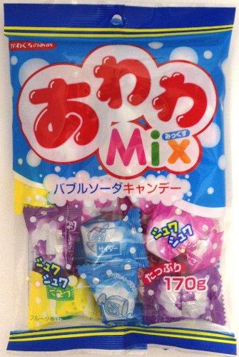 Bala Soda Kawagachi Awawa Mix 170g
