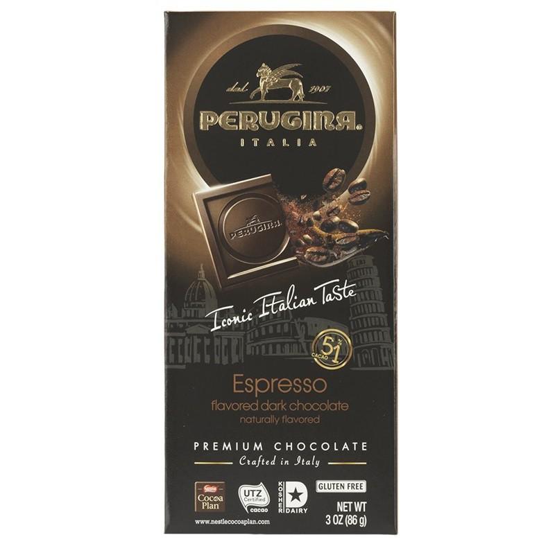 Chocolate Perugina Sabor Café Dark Chocolate 86g