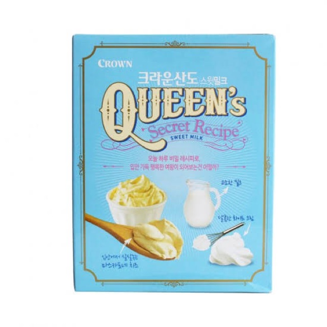 Crown Sando Sweet Milk 161g