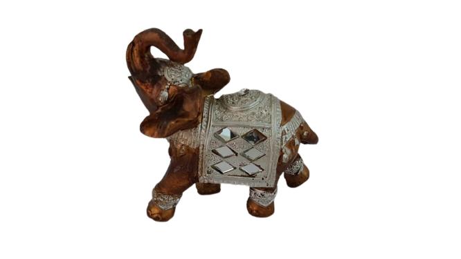 Elefante de Resina 11cm - KL