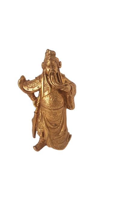 Enfeite Guanggong Metal 9cm KL