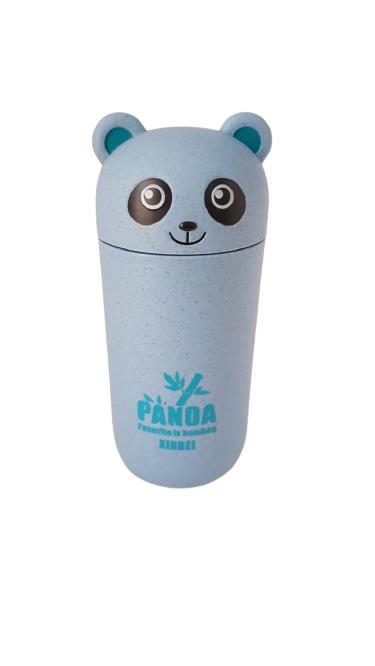 Garrafa Azul Panda - KL