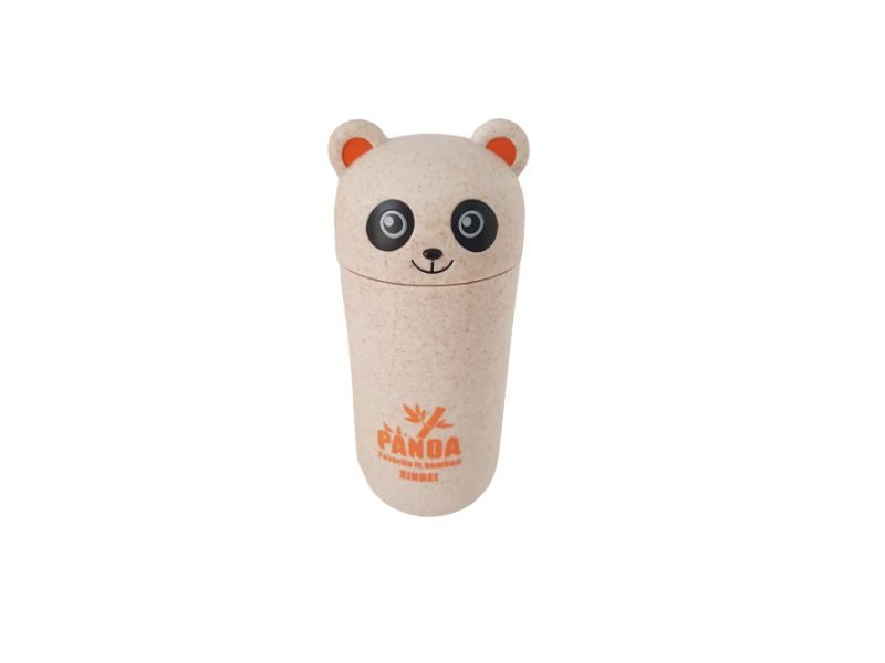Garrafa Laranja Panda - KL