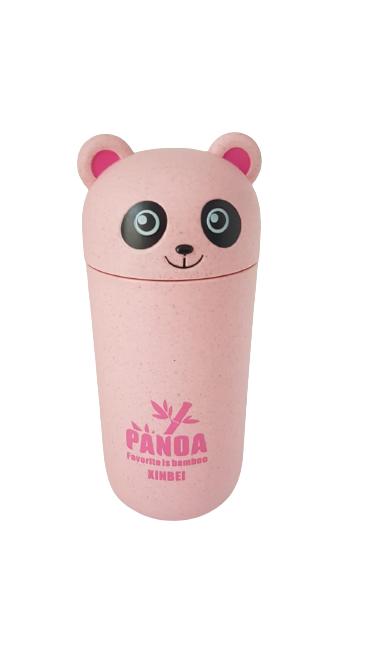Garrafa Rosa Panda - KL