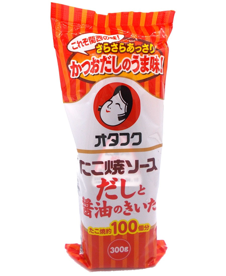 MOLHO PARA TAKOYAKI SAUCE 300ml