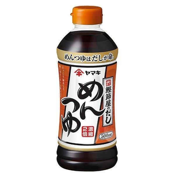 Molho Yamaki Men Tsuyu 500ml