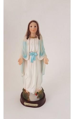 Nossa Senhora Das Graças 21cm Resina