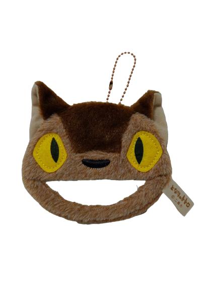 Porta Moedas Cat Bus Totoro em Tecido - KL