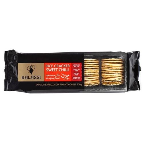 Snack De Arroz Kalassi 100gr Sweet Chilli