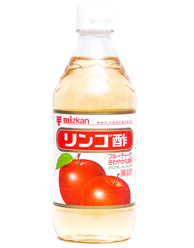 Vinagre De Maca Mizkan Ringo Su 500ml Japones