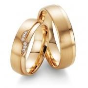 Alianças de Casamento Ouro 18k Fosco ( 5 mm )