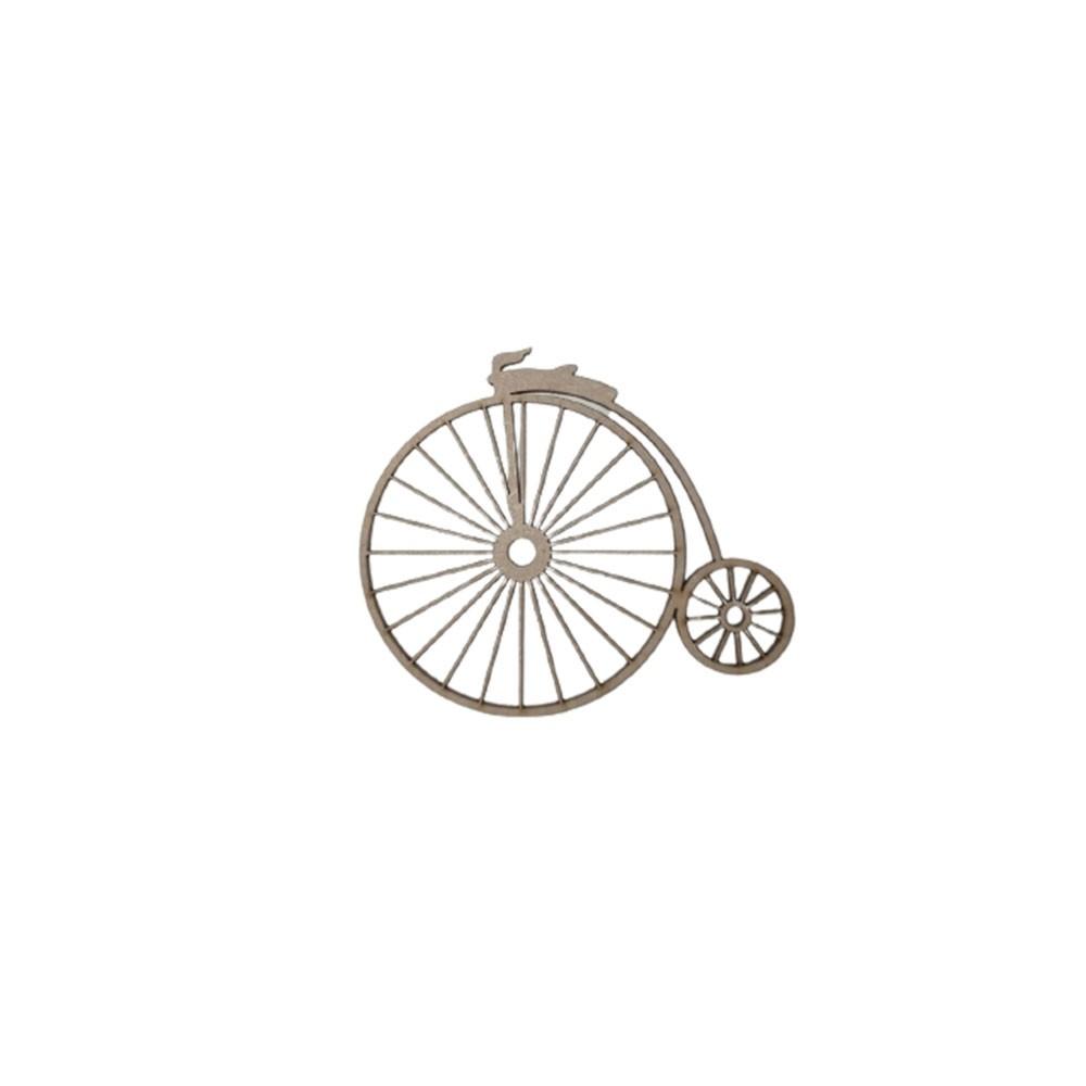 Aplique em MDF - Bicicleta