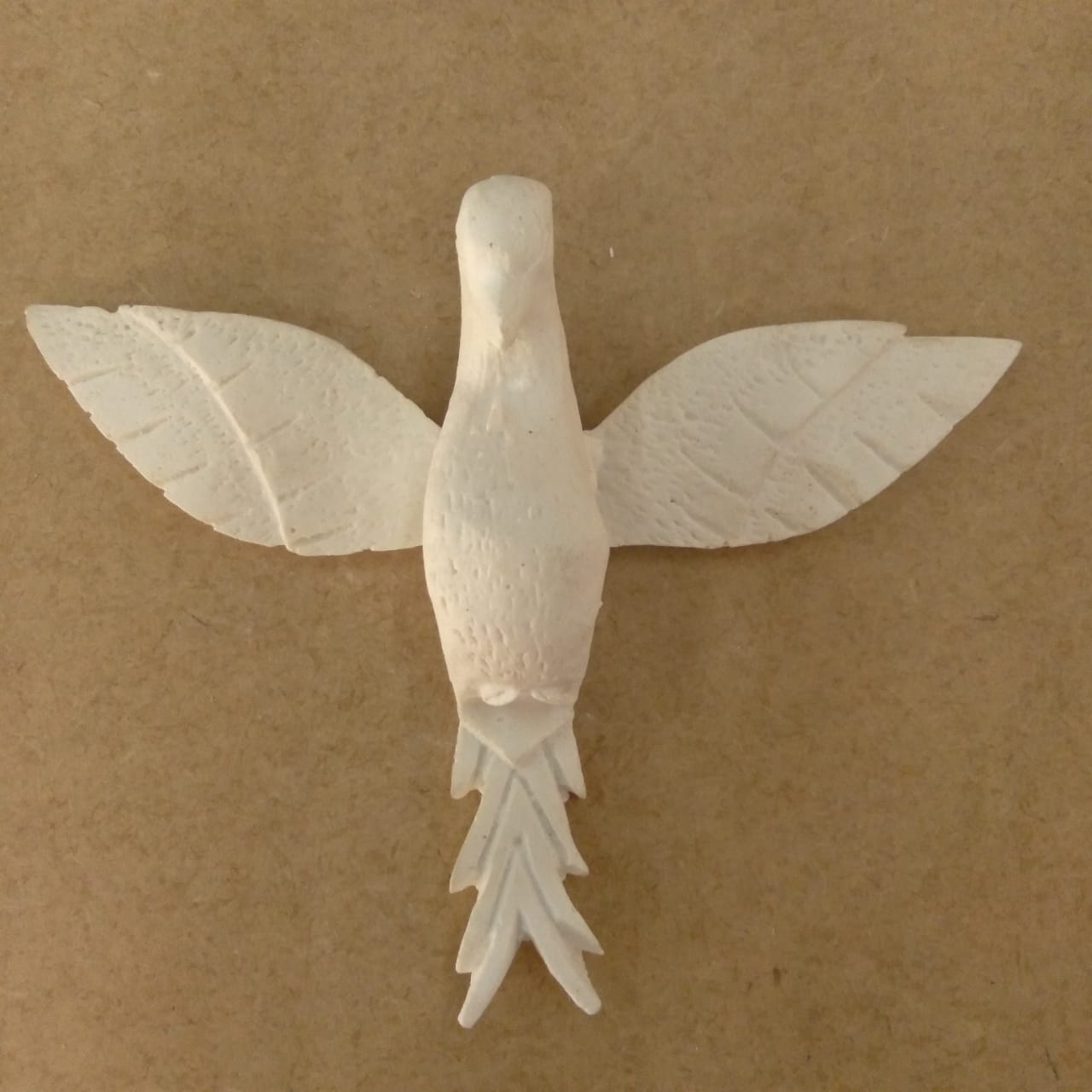 Aplique em Resina - Divino Espírito Santo Extra