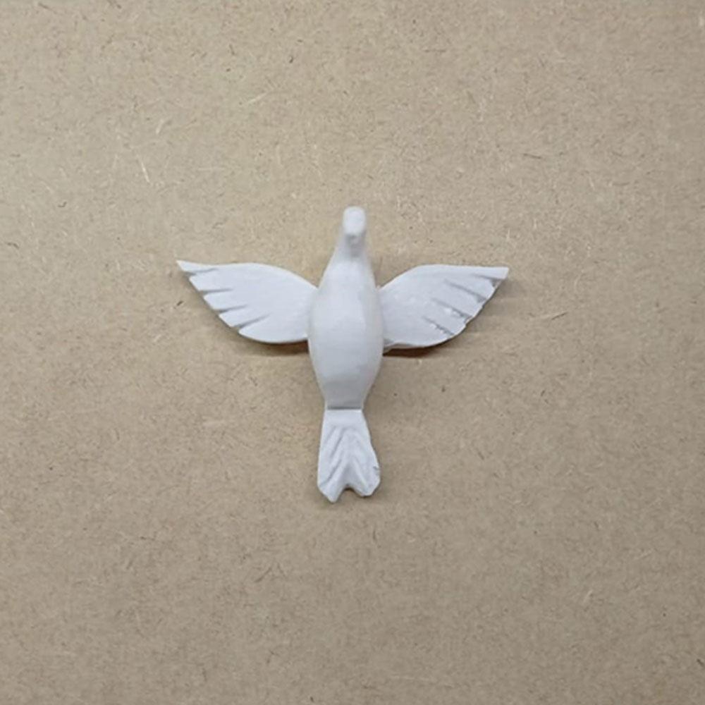 Aplique em Resina - Divino Espírito Santo Médio