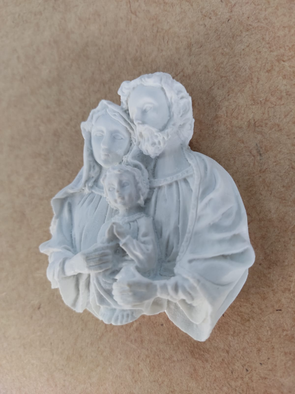 Aplique em Resina - Sagrada Família 6X7