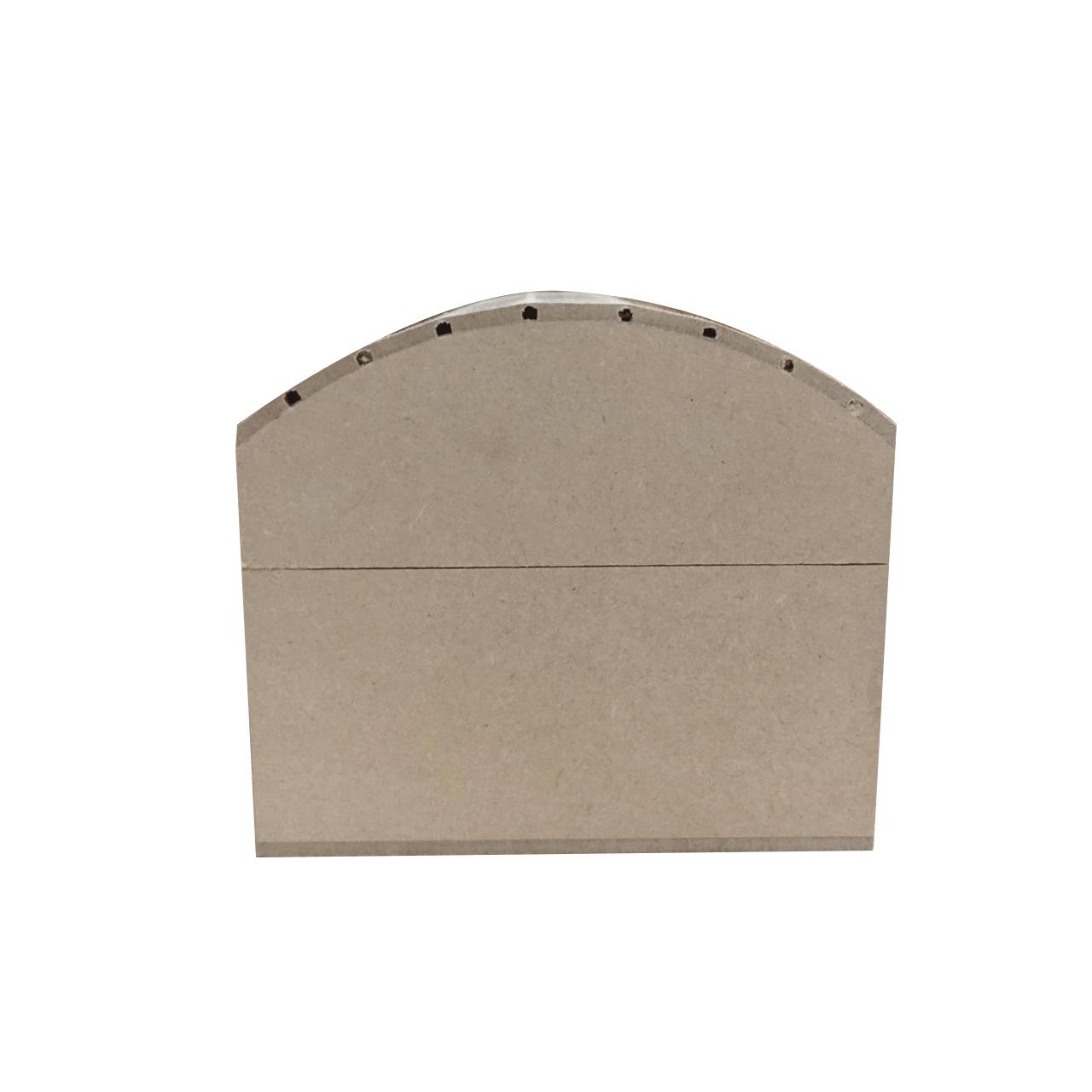 Baú em MDF - Pequeno 17X12X10