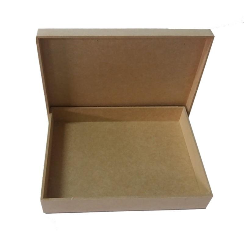 Caixa de Convite em MDF - Simples