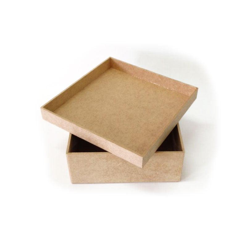 Caixa em MDF - 16x16x5 - Kit com 20 peças