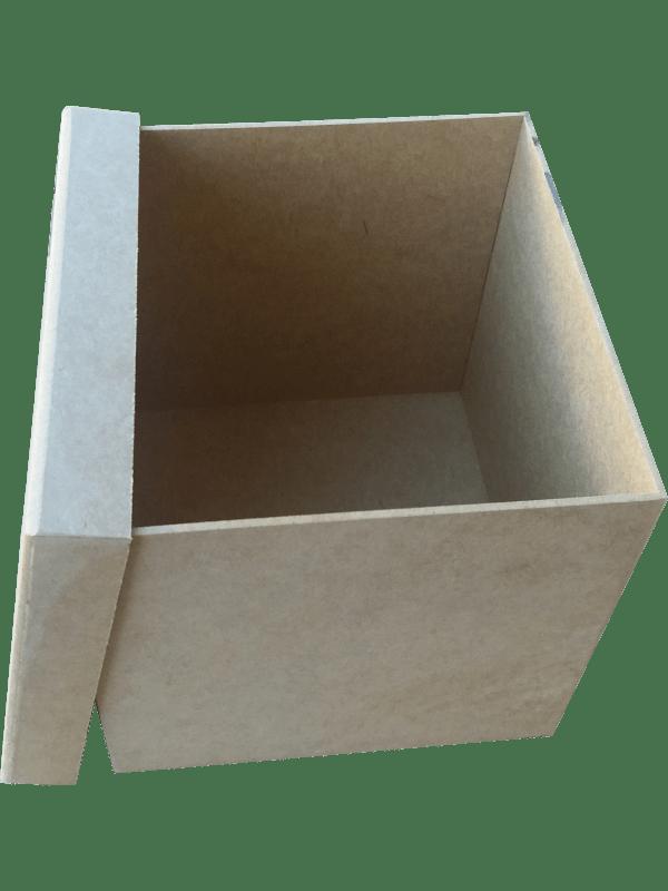 Caixa em MDF - 20x20x20