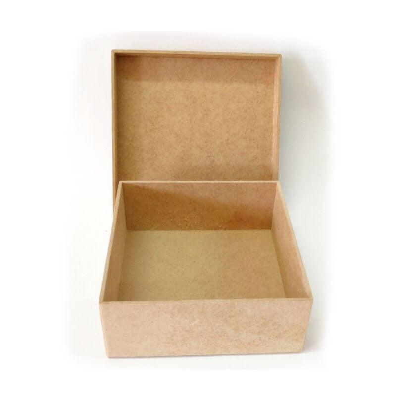 Caixa em MDF - 20x20x5