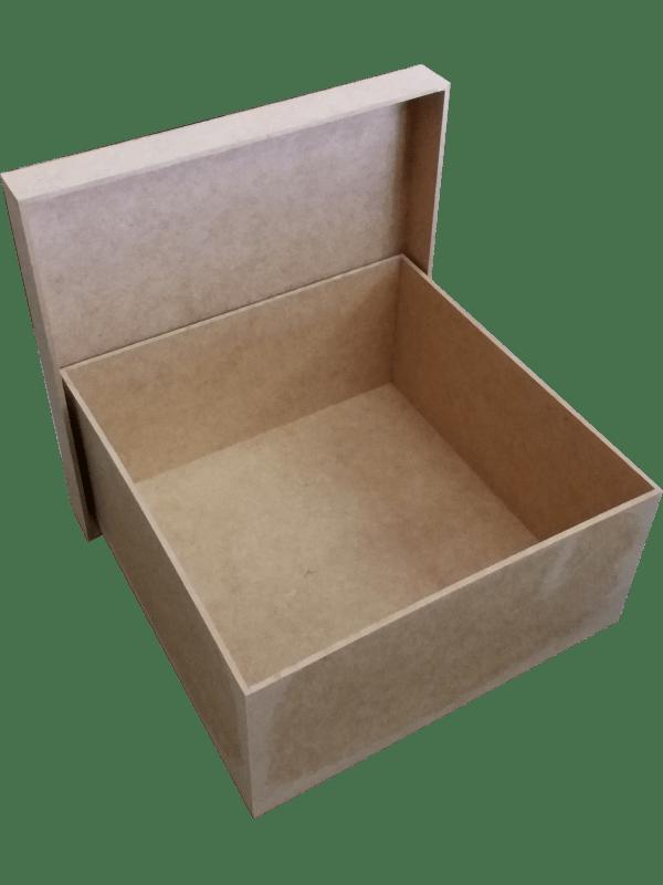 Caixa em MDF - 21x21x10