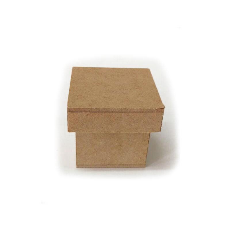 Caixa em MDF - 5x5x5