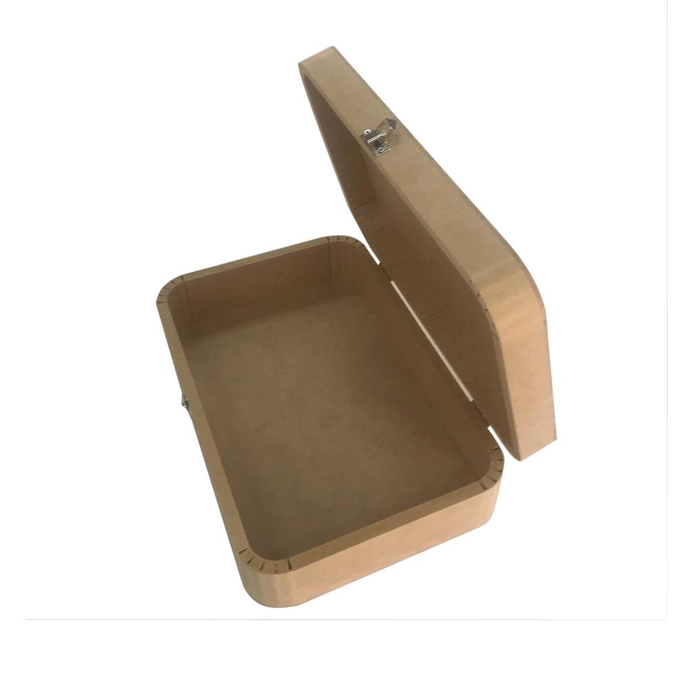 Caixa em MDF - Arredondada 25x15