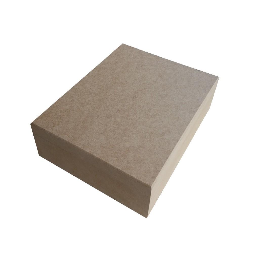 Caixa em MDF - Dobradiça - 27x21x8,5